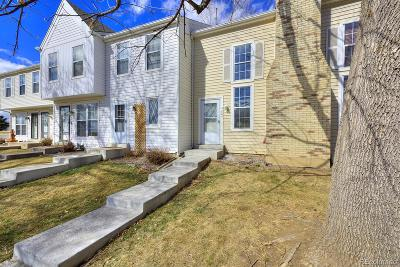 Lakewood Condo/Townhouse Under Contract: 9009 West Floyd Avenue