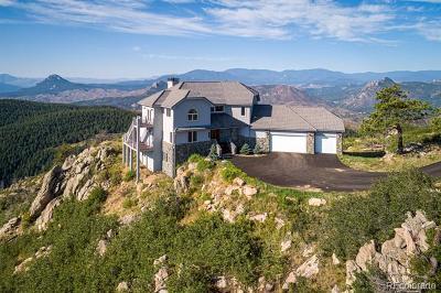 Littleton Single Family Home Active: 14440 Eagle Vista Drive