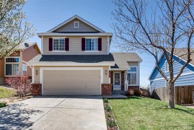 Aurora CO Single Family Home Active: $345,000