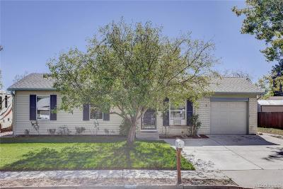 Lakewood Single Family Home Active: 3340 South Garland Way