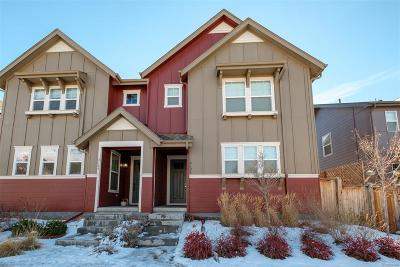 Denver Condo/Townhouse Active: 8126 East 53rd Drive