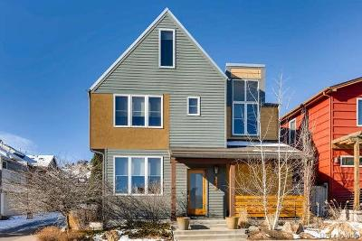 Boulder Single Family Home Active: 5131 Pierre Street