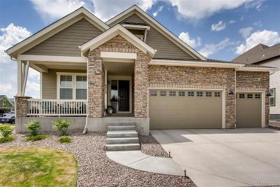 Arvada Single Family Home Under Contract: 8733 Dunraven Street