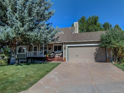 Castle Pines Single Family Home Active: 7661 Tangleoak Lane