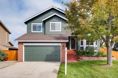 Highlands Ranch Single Family Home Active: 1367 Ascot Avenue