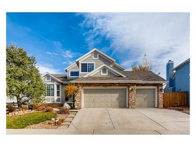 Highlands Ranch Single Family Home Under Contract: 8744 Aberdeen Circle