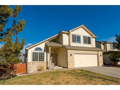 Highlands Ranch Single Family Home Under Contract: 7101 Edgewood Drive
