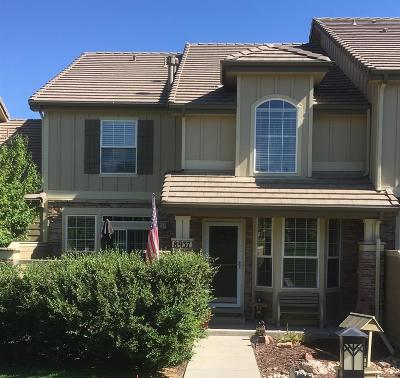 Highlands Ranch Condo/Townhouse Active: 8937 Tappy Toorie Circle