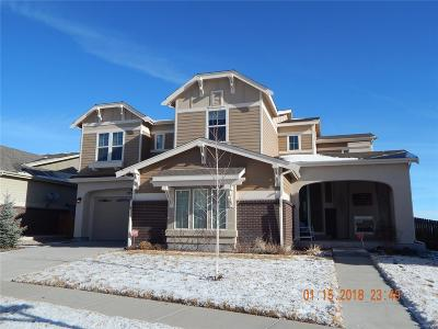 Arapahoe County Single Family Home Active: 25516 East Arbor Drive