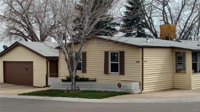 Federal Heights Single Family Home Under Contract: 9239 Clay Street