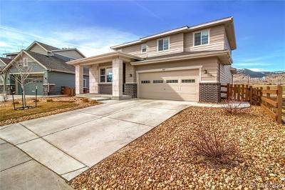Arvada Single Family Home Active: 9317 Iron Mountain Way