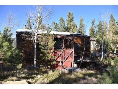 Park County Single Family Home Under Contract: 129 McDougal Road