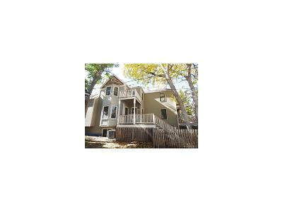 Boulder Condo/Townhouse Active: 2135 Spruce Street #5