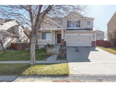 Brighton Single Family Home Under Contract: 5036 Grosbeak Street