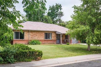Aurora Single Family Home Active: 726 Revere Street