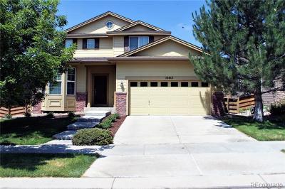 Commerce City Single Family Home Active: 10017 Telluride Street