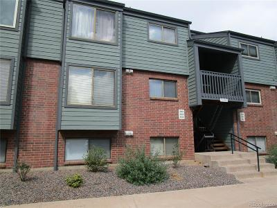 Lakewood Condo/Townhouse Active: 3546 South Depew Street #202