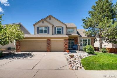 Highlands Ranch Single Family Home Active: 809 Huntington Place