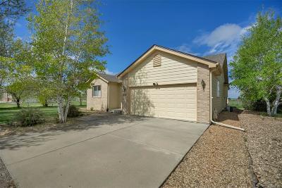 Arapahoe County Single Family Home Under Contract: 825 Cherokee Street