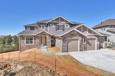 Parker Single Family Home Active: 11601 Petina Point
