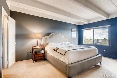 Denver Condo/Townhouse Active: 7877 East Mississippi Avenue #606