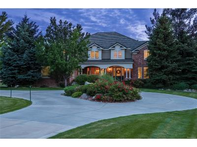 Niwot Single Family Home Under Contract: 6471 Coralberry Court