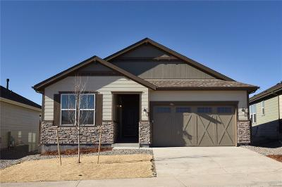 Castle Rock Single Family Home Active: 4180 Forever Circle