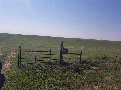 Adams County Residential Lots & Land Active: 6073 Highway 79