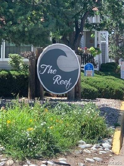 Littleton Condo/Townhouse Active: 8337 South Upham Way #209