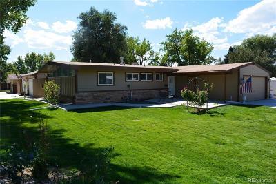 Centennial Single Family Home Active: 2790 East Peakview Avenue