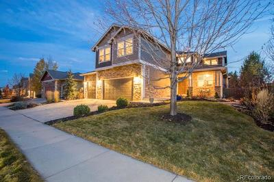 Fort Collins Single Family Home Active: 3309 Muskrat Creek Drive