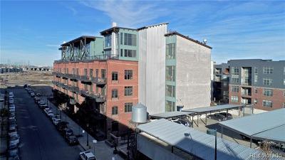 Denver Condo/Townhouse Active: 2960 Inca Street #504