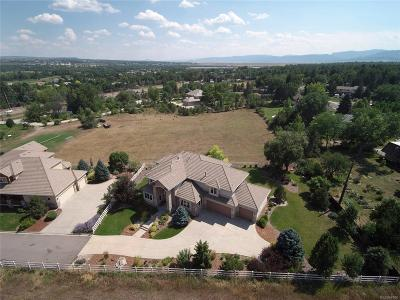 Littleton Single Family Home Active: 4770 West Costilla Place