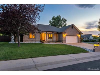 Northglenn Single Family Home Active: 1384 Cherry Way