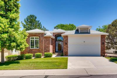 Highlands Ranch Single Family Home Active: 16 Birmingham Court