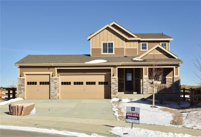 Firestone Single Family Home Active: 12670 Stone Creek Court
