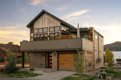 Steamboat Springs CO Single Family Home Active: $1,458,400