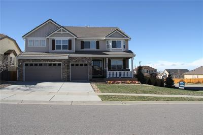 Aurora Single Family Home Under Contract: 6253 South Jackson Gap Court