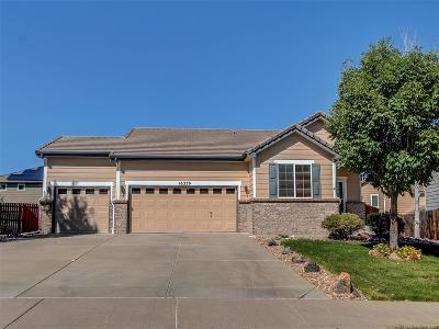 Parker Single Family Home Active: 16339 East Jackalope Drive