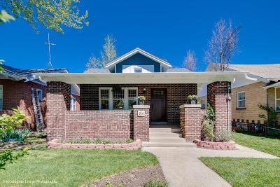 Single Family Home Active: 514 South Clarkson Street