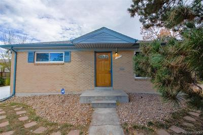 Northglenn Single Family Home Under Contract: 1442 East 108th Avenue