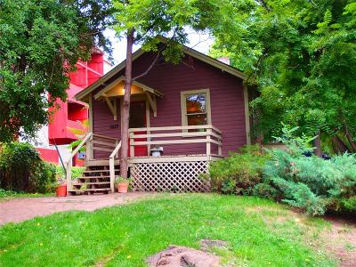 Boulder Single Family Home Active: 1617 Lincoln Place
