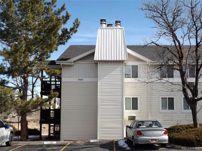Aurora Condo/Townhouse Under Contract: 17493 East Mansfield Avenue #1222L