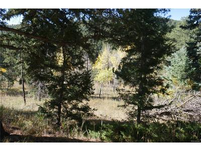 Conifer Single Family Home Active: 11946 Silver Bear Road
