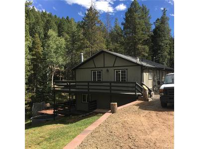 Conifer Single Family Home Active: 9048 Black Mountain Drive