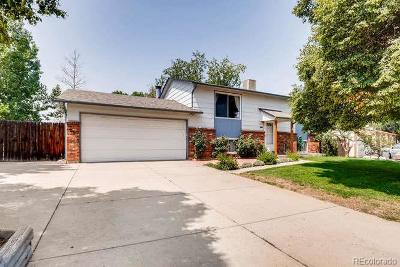Aurora Single Family Home Active: 3035 South Idalia Street