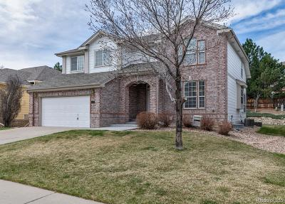 Highlands Ranch Single Family Home Under Contract: 9885 Keenan Street
