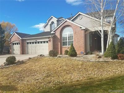 Castle Pines North Single Family Home Under Contract: 7001 Leicester Court