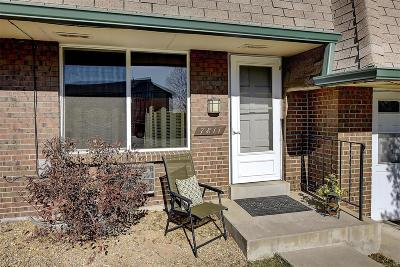Littleton Condo/Townhouse Under Contract: 7811 West Glasgow Place