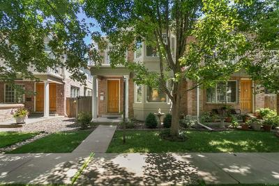 Cherry Creek Condo/Townhouse Under Contract: 140 South Jackson Street